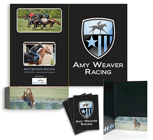 Amy Weaver Racing A5 oversize wallets