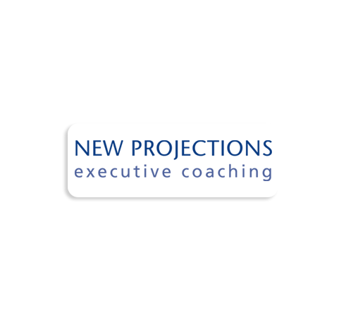 New Projections logo and stationery