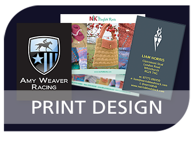 Items designed for print by Blue Violet