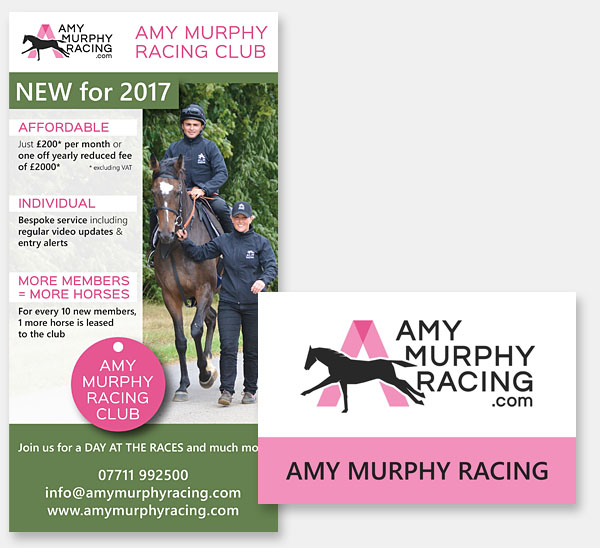 Amy Murphy Racing artwork