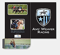 Amy Weaver Racing wallet