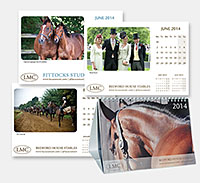 Luca Cumani Racing/Fittocks Stud calendar
